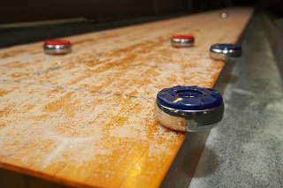 SOLO® Shuffleboard Movers Indianapolis, Indiana.